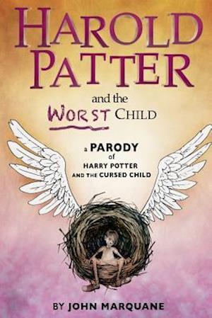 Bog, paperback Harold Patter and the Worst Child af John Marquane