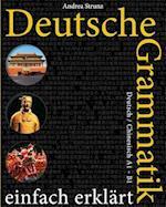 Deutsche Grammatik Einfach Erklart