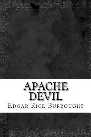 Bog, paperback Apache Devil af Edgar Rice Burroughs