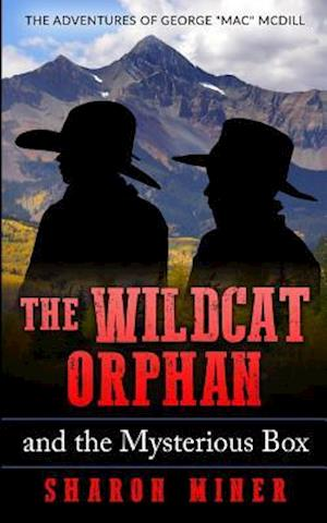 Bog, paperback The Wildcat Orphan and the Mysterious Box af Sharon Miner