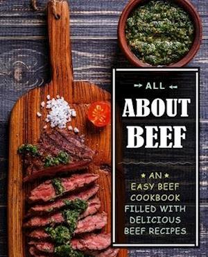 Bog, paperback All about Beef af Booksumo Press