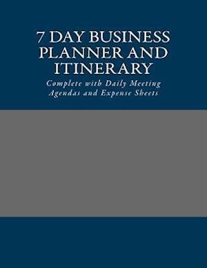 Bog, paperback Business Trip Planner af L. Smith