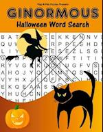 Ginormous Halloween Word Search