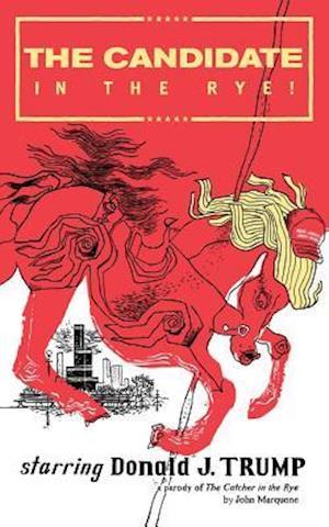 Bog, paperback The Candidate in the Rye af John Marquane
