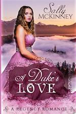 A Duke's Love af Sally McKinney