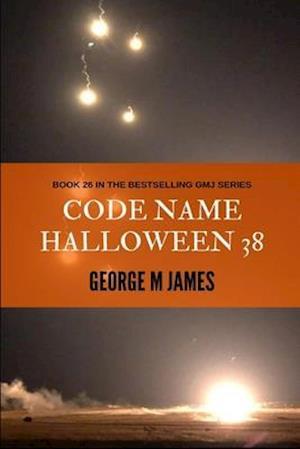 Bog, paperback Code Name Halloween 38 af George M. James