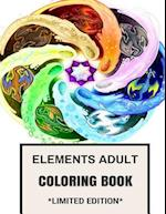 Elements Coloring Book