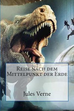Bog, paperback Reise Nach Dem Mittelpunkt Der Erde af Jules Verne