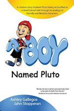 A Boy Named Pluto - Black/White af Ashley Gallegos
