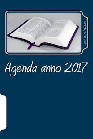 Bog, paperback Agenda Anno 2017 af Giuseppe Guarino