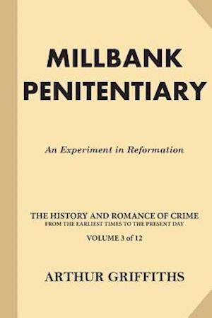 Bog, paperback Millbank Penitentiary af Arthur Griffiths