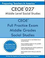 Ceoe 027 Middle Level Social Studies