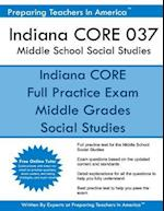 Indiana Core 037 Middle School Social Studies