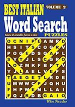 Best Italian Word Search Puzzles. Vol. 2