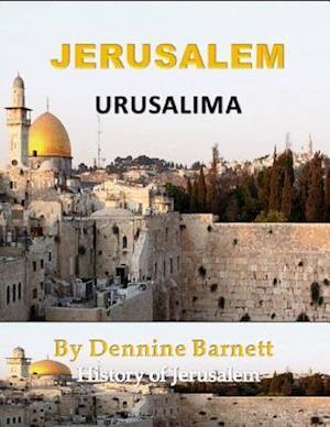 Bog, paperback Jerusalem af Dennine Barnett