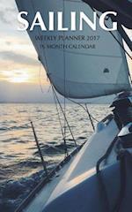 Sailing Weekly Planner 2017