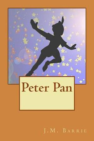 Bog, paperback Peter Pan af J. M. Barrie