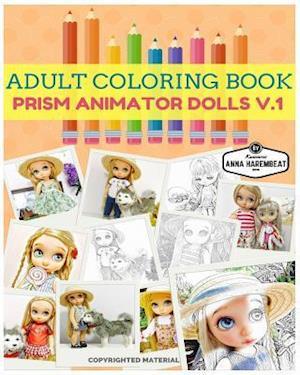 Prism Animator Dolls V.1 af Anna Harembeat
