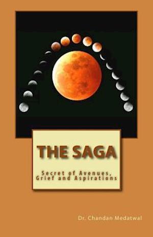 Bog, paperback The Saga af Dr Chandan Medatwal