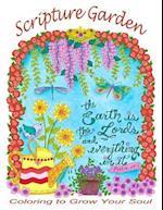 Scripture Garden Coloring Book