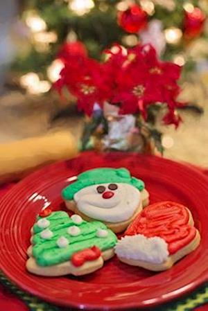 Bog, paperback Christmas Cookies Ready for Santa Claus af Unique Journal