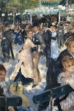 Pierre-Auguste Renoir's 'Dance at Le Moulin de La Galette' Art of Life Journal ( af Ted E. Bear Press