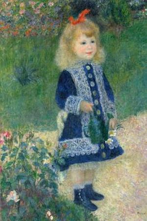 Bog, paperback Pierre-Auguste Renoir's 'a Girl with a Watering Can' Art of Life Journal (Lined) af Ted E. Bear Press
