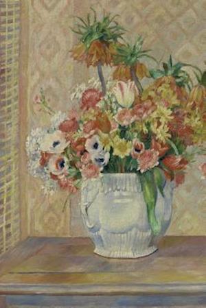 Bog, paperback Pierre-Auguste Renoir's 'Still Life Flowers' Art of Life Journal (Lined) af Ted E. Bear Press