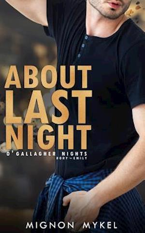 Bog, paperback About Last Night af Mignon Mykel