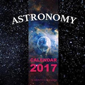 Bog, paperback Astronomy Calendar 2017 af David Mann