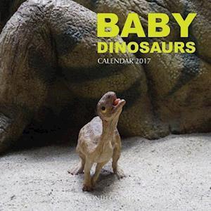 Bog, paperback Baby Dinosaurs Calendar 2017 af David Mann