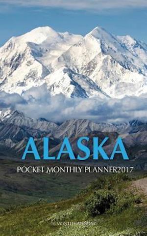 Bog, paperback Alaska Pocket Monthly Planner 2017 af David Mann