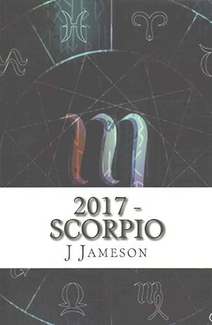 Bog, paperback 2017 - Scorpio af J. Jameson