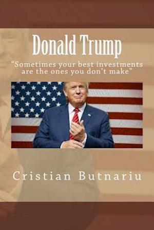 Bog, paperback Donald Trump af Cristian Butnariu