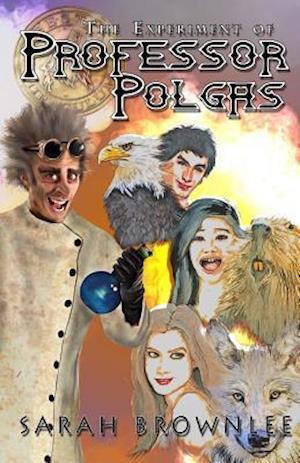 Bog, paperback The Experiment of Professor Polgas af Sarah Brownlee