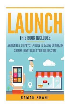 Bog, paperback Launch af Raman Shahi