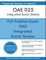 Oae 025 Integrated Social Studies