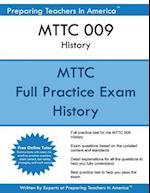 Mttc 009 History
