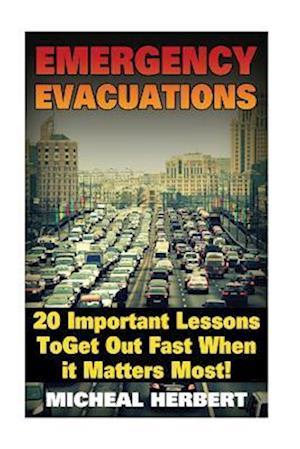 Bog, paperback Emergency Evacuations af Micheal Herbert