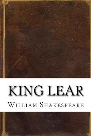 Bog, paperback King Lear af William Shakespeare