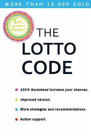 Bog, paperback The Lotto Code (100% Garanteed Increase Your Chances, Improved Version, More Strategies and Recommendations) af Emil Albert