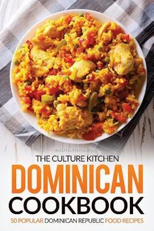 Bog, paperback The Culture Kitchen Dominican Cookbook af Martha Stephenson
