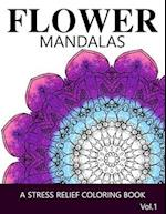 Flower Mandalas Vol 1