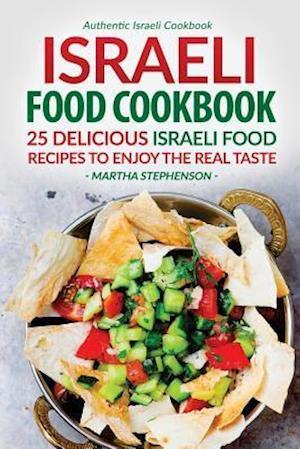 Bog, paperback Israeli Food Cookbook af Martha Stephenson