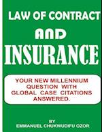 Law of Contract and Insurance