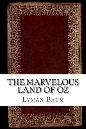 Bog, paperback The Marvelous Land of Oz af Lyman Frank Baum