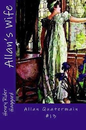 Bog, paperback Allan's Wife af Henry Rider Haggard