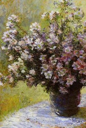 Bog, paperback Claude Monet's 'Bouquet of Mallows' Art of Life Journal (Lined) af Ted E. Bear Press