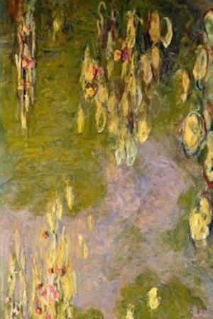 Bog, paperback Claude Monet's 'Water Lilies' Art of Life Journal (Lined) af Ted E. Bear Press