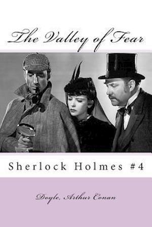 Bog, paperback The Valley of Fear af Doyle Arthur Conan